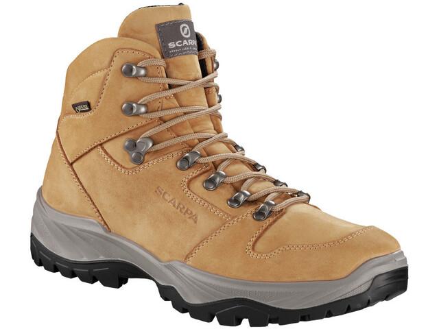 Scarpa Tellus GTX Boots ocra